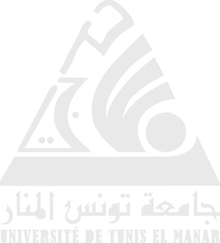 Universite De Tunis El Manar Bienvenue